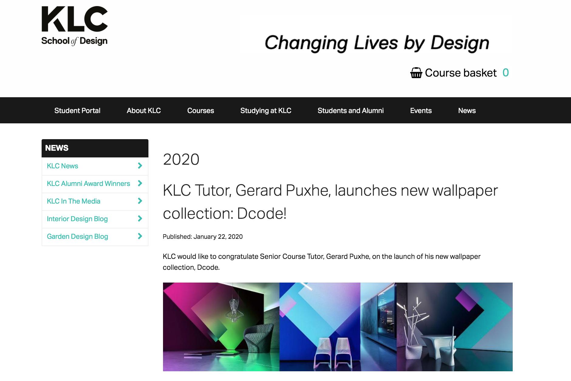 KLC blog