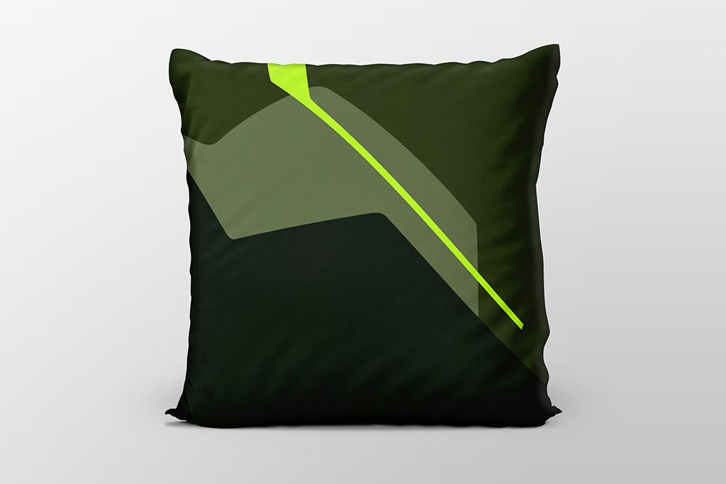 Dawn E5 green by Gerard Puxhe