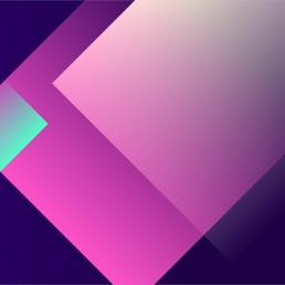 Dcode purple horizontal