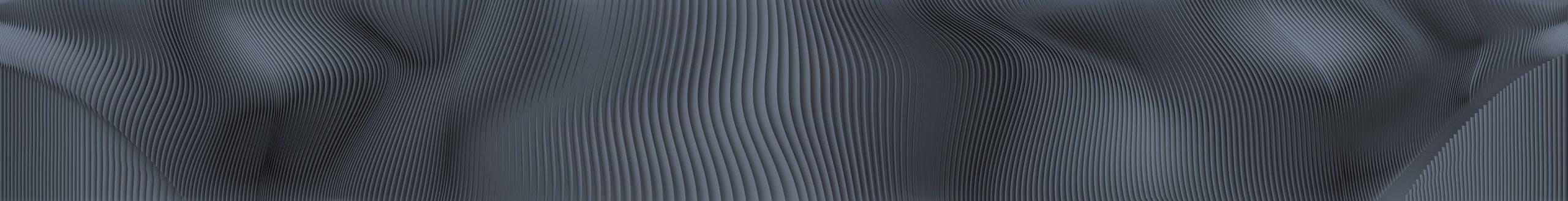 Flow dark full - wall mural - wallpaper