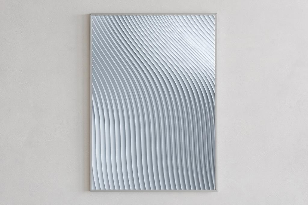 Flow print 03 light by Gerard Puxhe