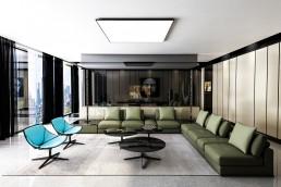 Interior design London by Gerard Puxhe