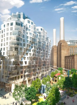 Battersea Power Station Frank Gehry