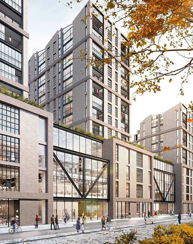Graphite Square London