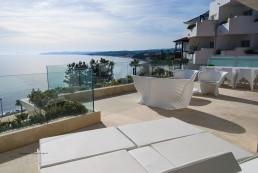 les rivages terrace