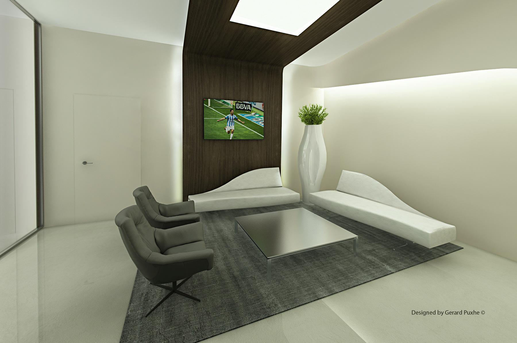 Concept oficinas m laga cf norikei dise o de - Diseno de interiores malaga ...