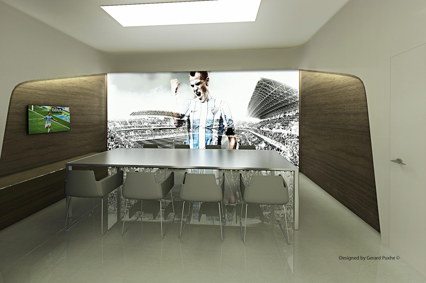 Concept oficinas m laga cf norikei dise o de for Material de oficina malaga