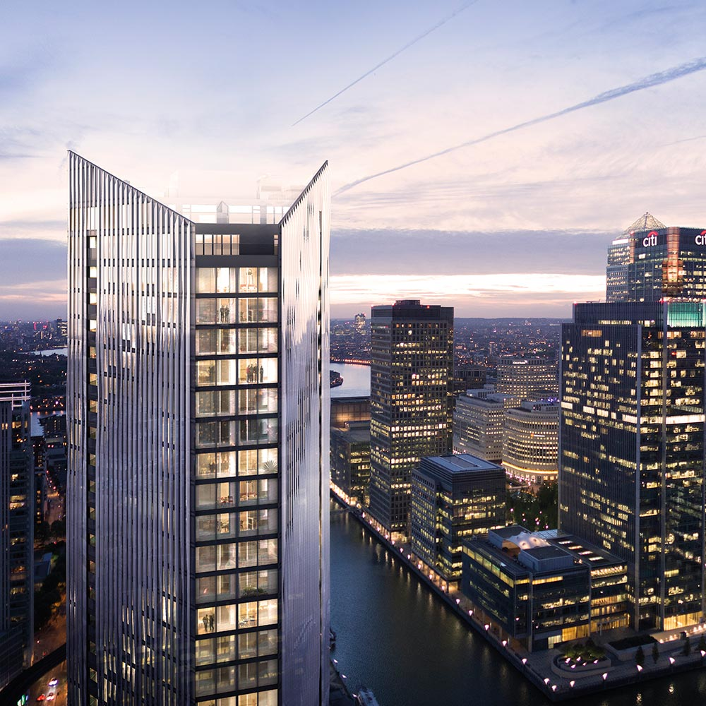 The Madison Canary Wharf