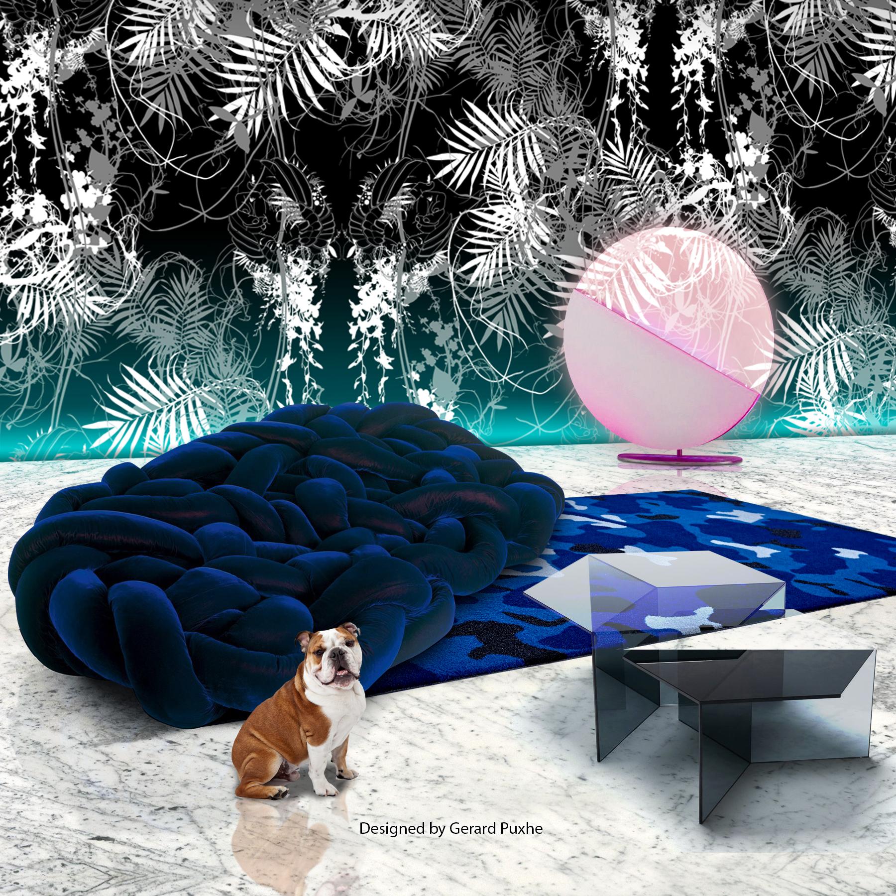 Wild Life - Interior design by Gerard Puxhe