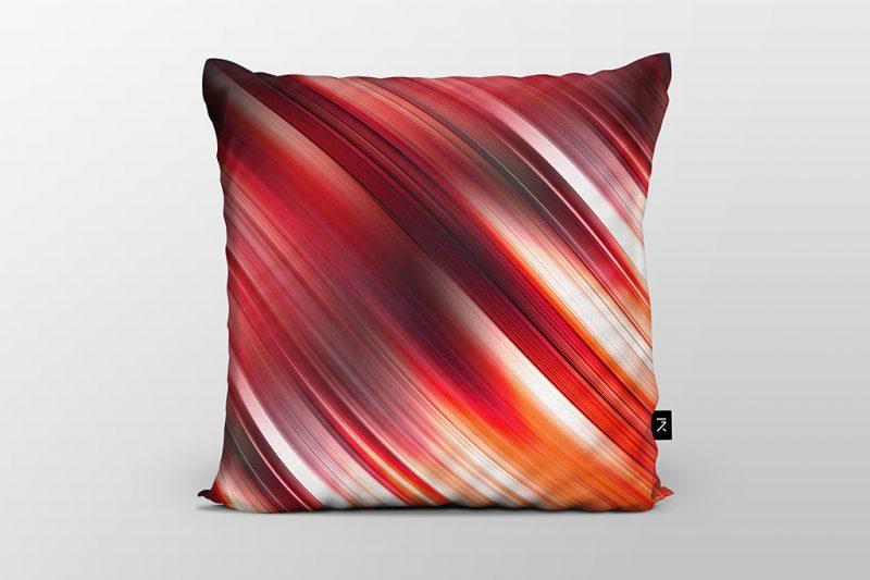 Yumi cushion by Gerard Puxhe